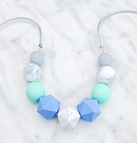 Lyra Teething Necklace