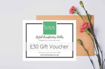 Breastfeeding Clothing - hotMaMa Gift Voucher £30