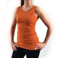 <!-- 053 -->Breastfeeding Vest - Burnt Orange
