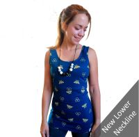 <!-- 044 -->Breastfeeding Vest - Honey Bee