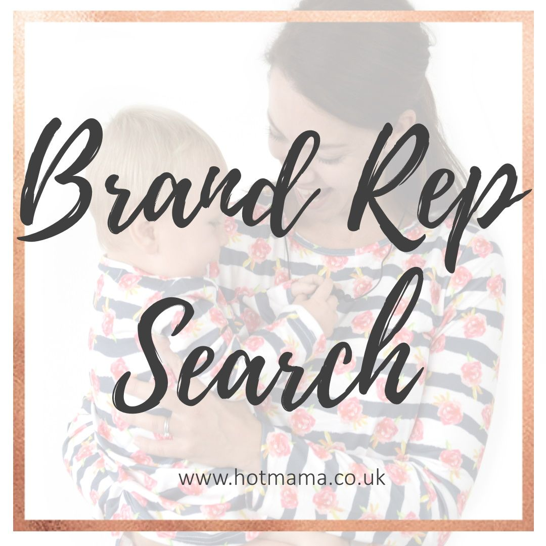 Breastfeeding clothes brand rep