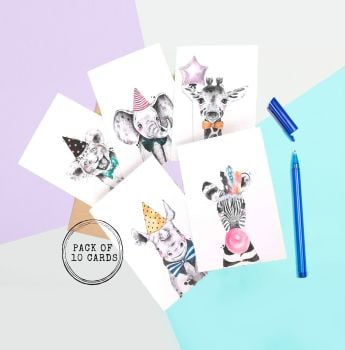 Party Animal Cards