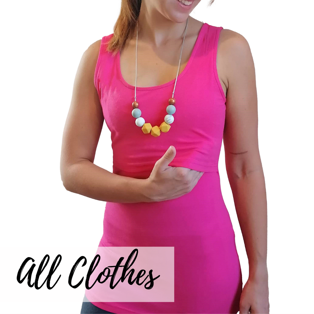 All Breastfeeding Clothes and Nursing Clothes