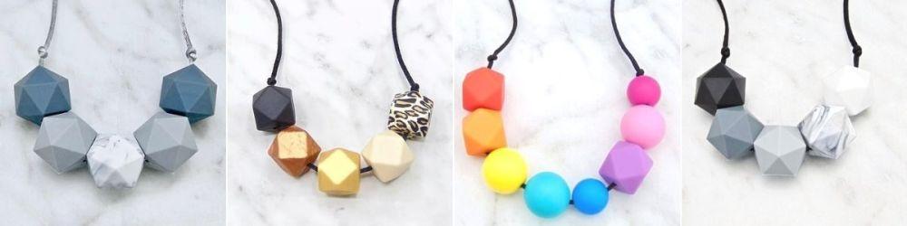 Fiddle Necklace