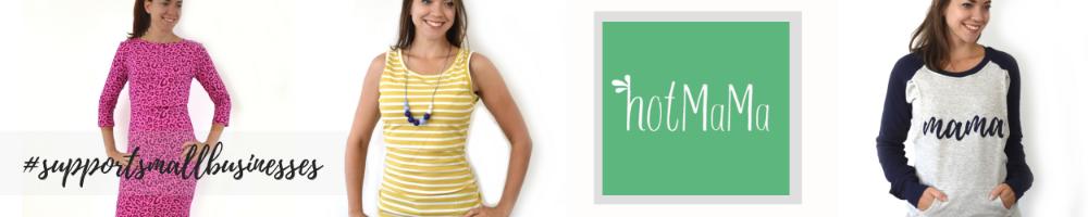 hotMaMa, site logo.