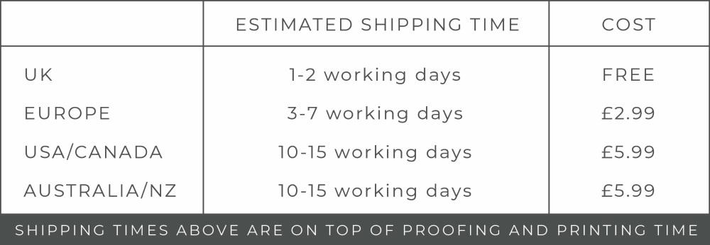 ShippingTable