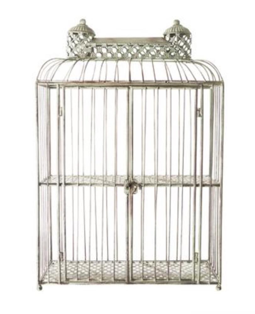 Brocante Vedrigris Birdcage - 68cm
