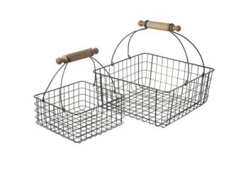 Rolling Pin Basket Set