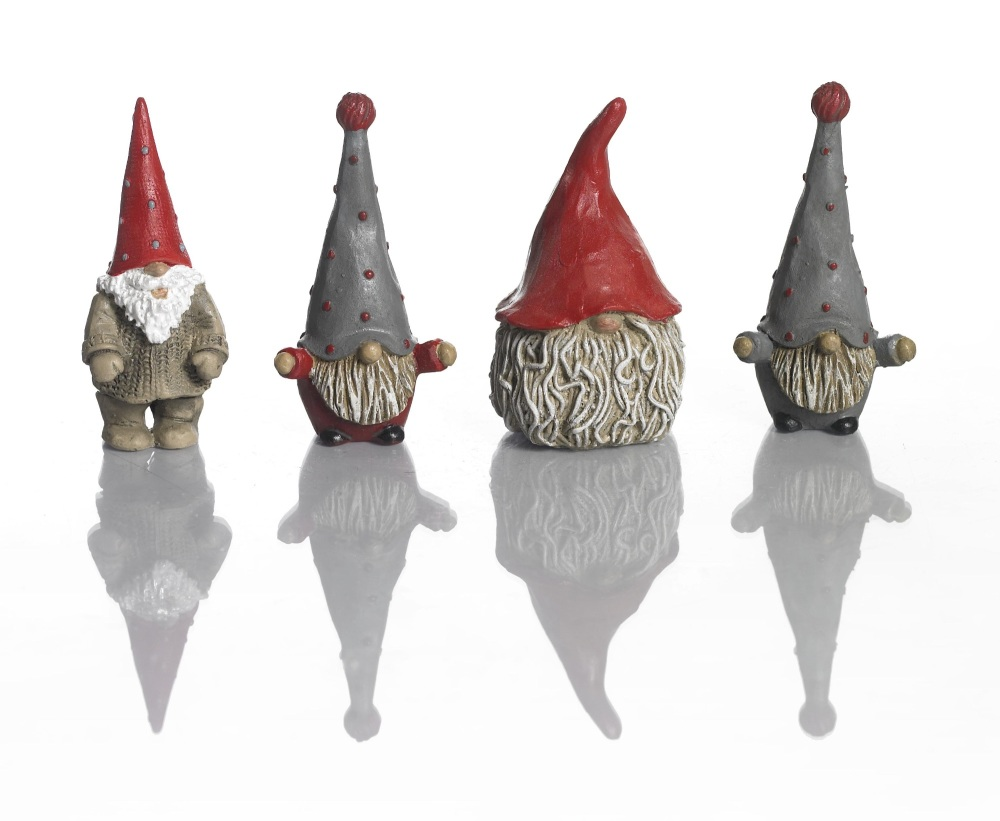 Naasgransgarden Family Johansson Christmas Ornaments 6cm Set of 4