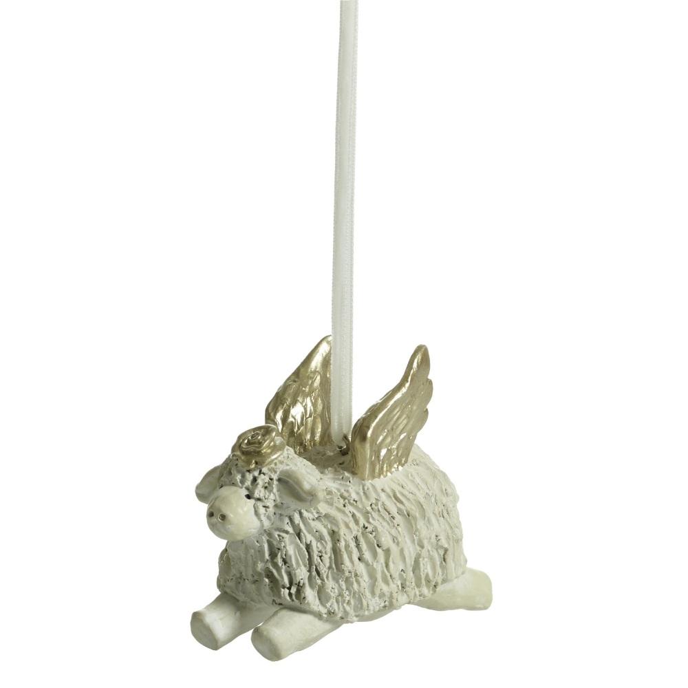 Naasgransgarden Flying Sheep Decoration 6.2cm