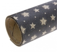East of India Star Gift Wrap - 3 Metre Roll