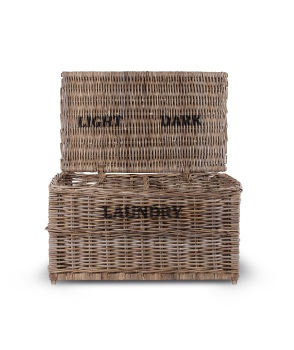 Garden Trading Rattan Laundry Chest - AVAILABLE TO ORDER