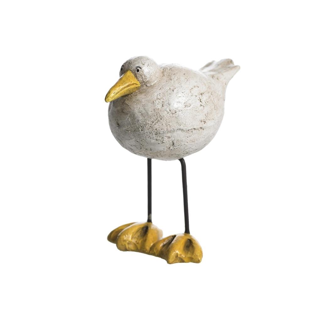 Naasgransgarden Forward Facing Seagull Ornament - Medium