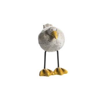 Naasgransgarden Forward Facing Seagull Ornament - Small