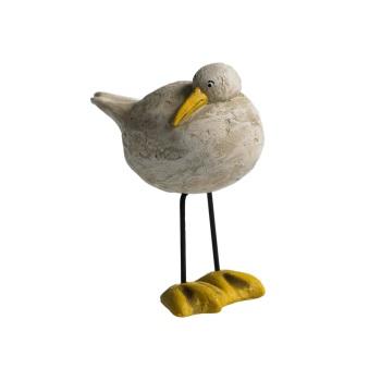 Naasgransgarden Side Facing Seagull Ornament - Medium