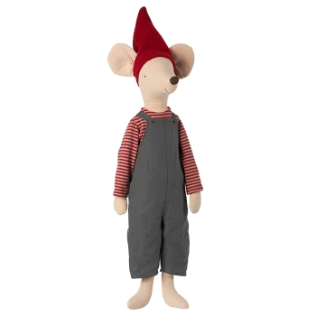 Maileg Julius Christmas Pixy Mouse - Mega 80cm