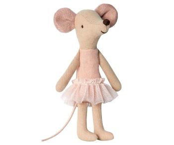 Maileg Big Sister Ballerina Mouse