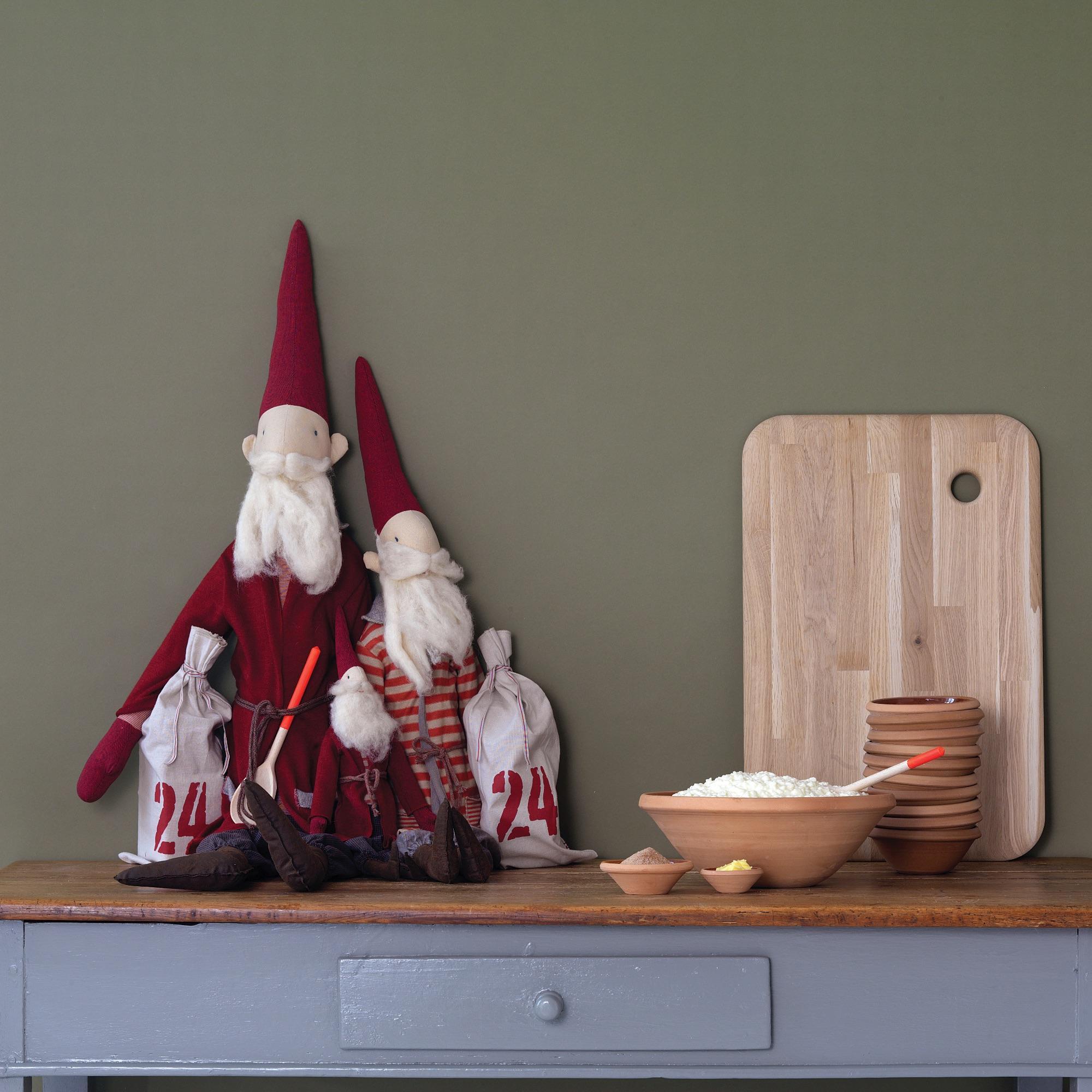 Maileg Knitted Santa Lifestyle