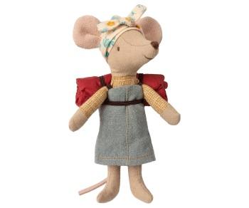 Maileg Big Sister Hiking Mouse