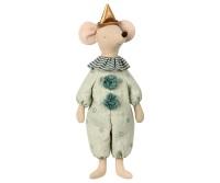 Maileg Circus Clown, Maxi Mouse