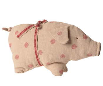 Maileg Polka Dot Pig