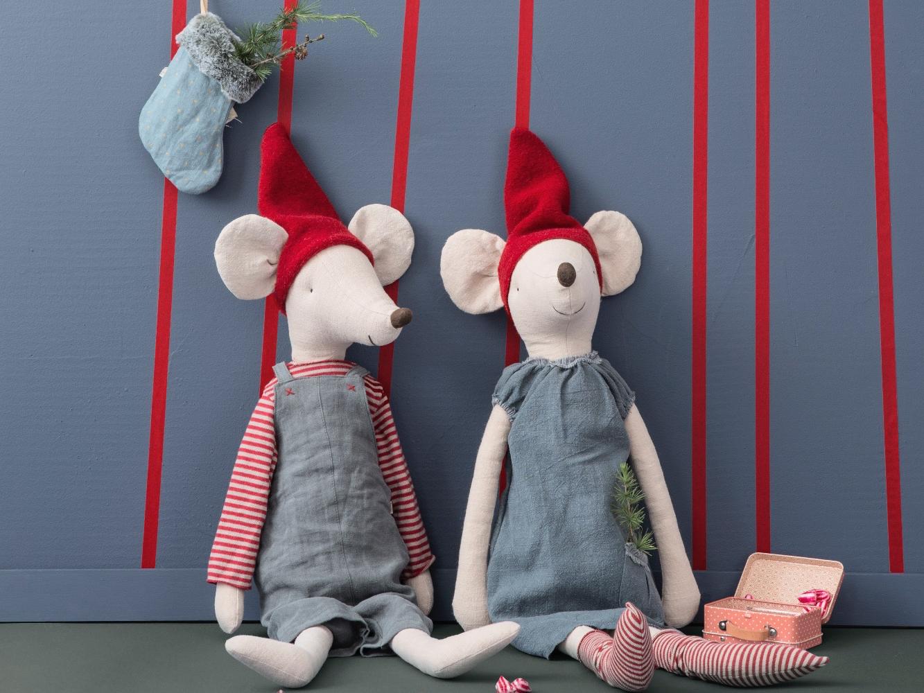 Maileg Christmas Mice