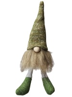 Green Scandinavian Tomte - Small