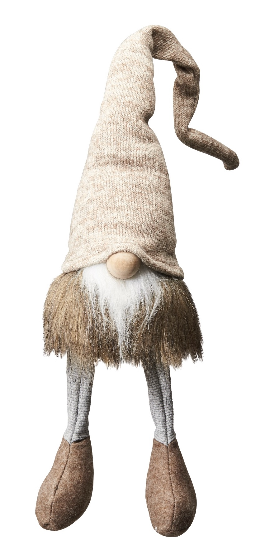 Brown Scandinavian Tomte - Large