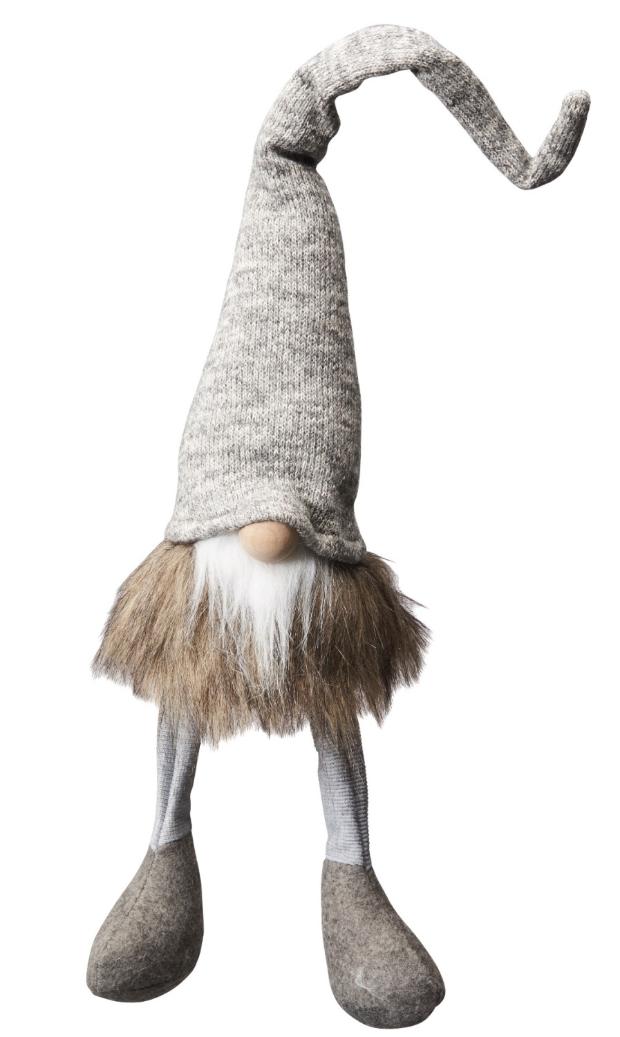 Grey Scandinavian Tomte - Large