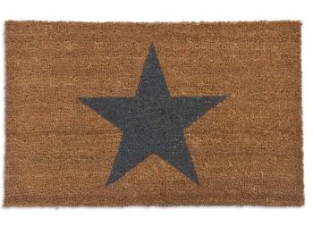 Garden Trading Coir Star Doormat - Large