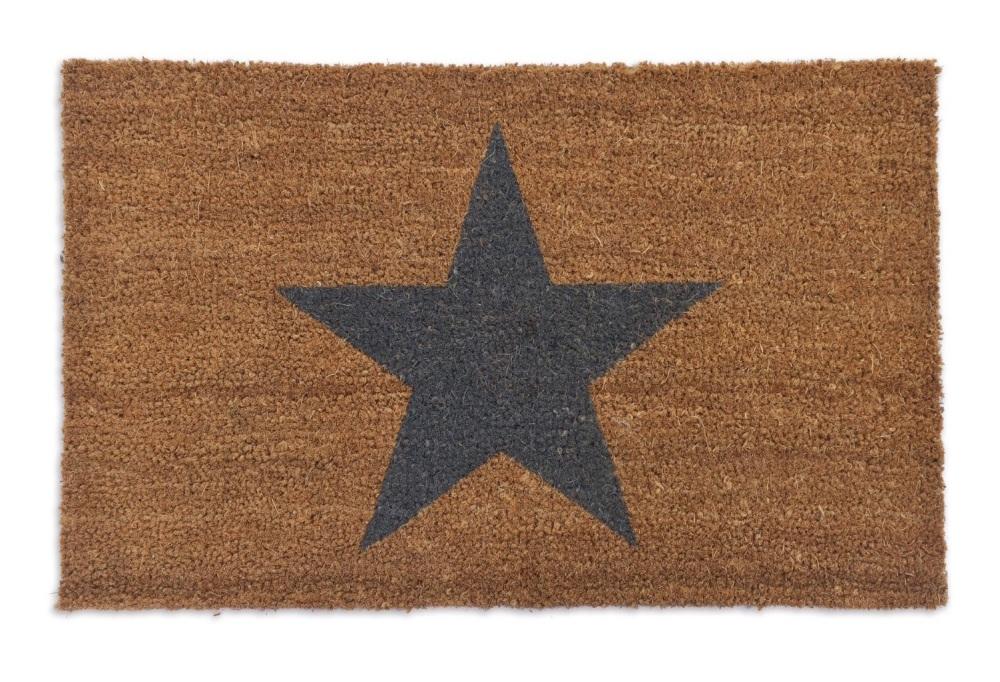 Garden Trading Coir Star Doormat - Small