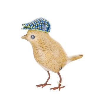 Dcuk Garden Bird - Green Flat Cap