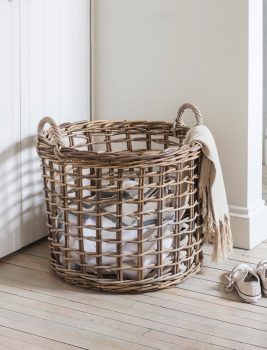 Garden Trading  Open Weave Basket - Large - SPECIAL OFFER