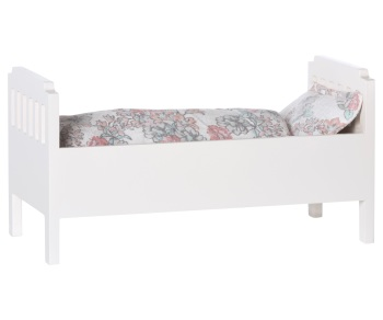 SPECIAL OFFER! Maileg Wooden Bed - 30cm