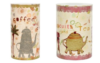 SPECIAL OFFER SET OF 2 Maileg Biscuits and Tea/Coffee and Chocolate Tin