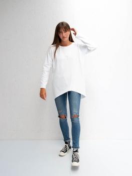 Chalk UK Robyn Top - White