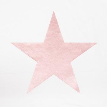 Chalk UK Robyn Top - White - Pink Star