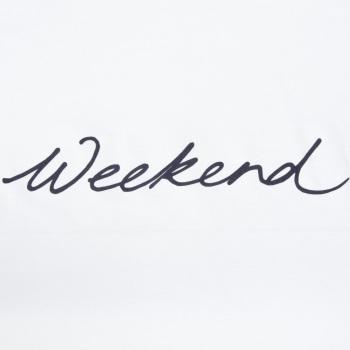 Chalk UK Robyn Top - White - Weekend