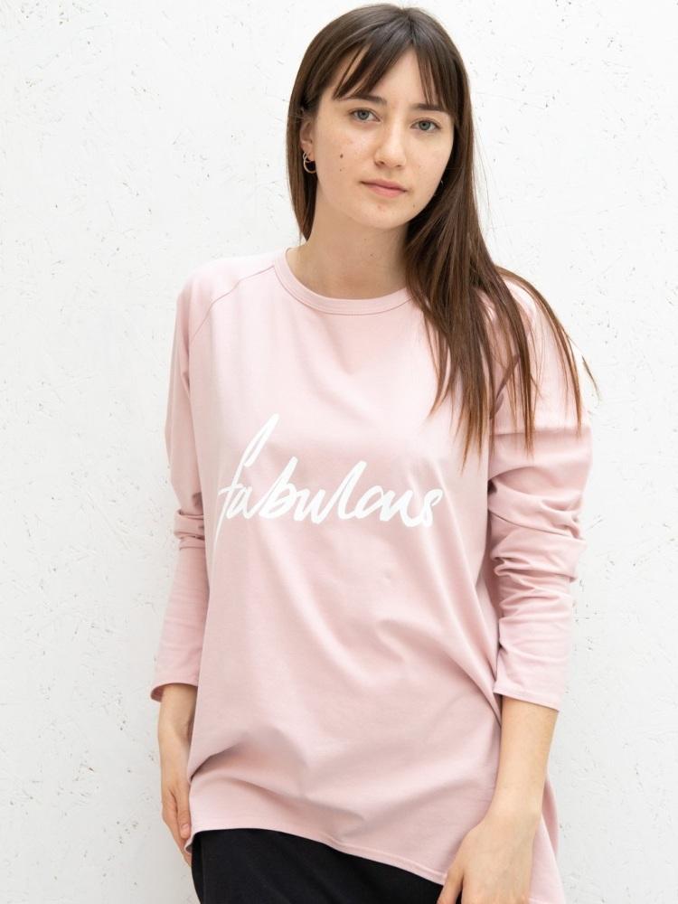 Chalk UK Robyn Top - Pink - Fabulous