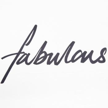Chalk UK Robyn Top - White - Fabulous