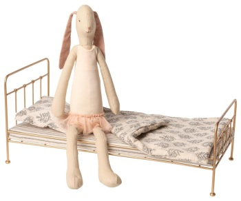 SPECIAL OFFER! Maileg Medium Bunny in Vintage Bed - FREE POSTAGE!