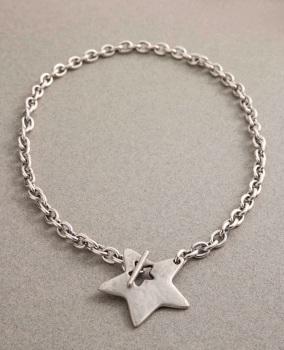 Danon Star T-bar Necklace