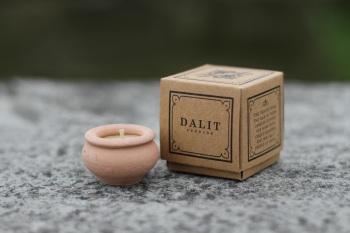 Dalit Rahul Single Tea Light (d'light) Lavender Scent