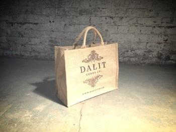 Dalit Large Jute Shopper