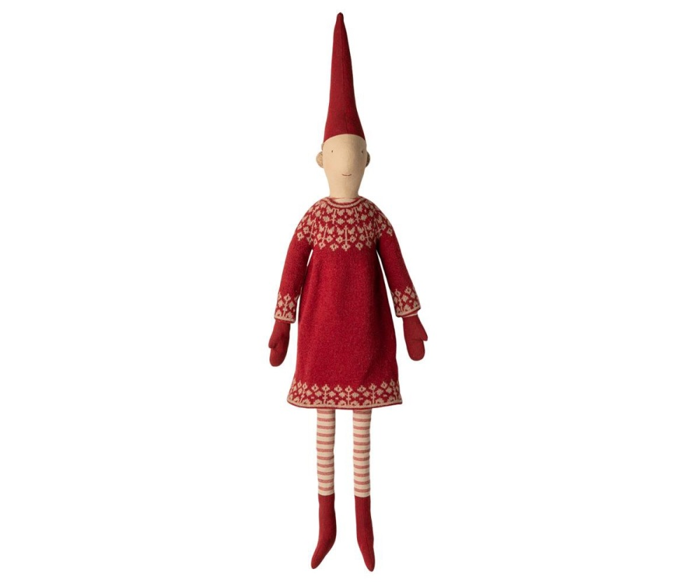 Maileg 2020 Mega Christmas Pixy No. 4 Girl - 100cm