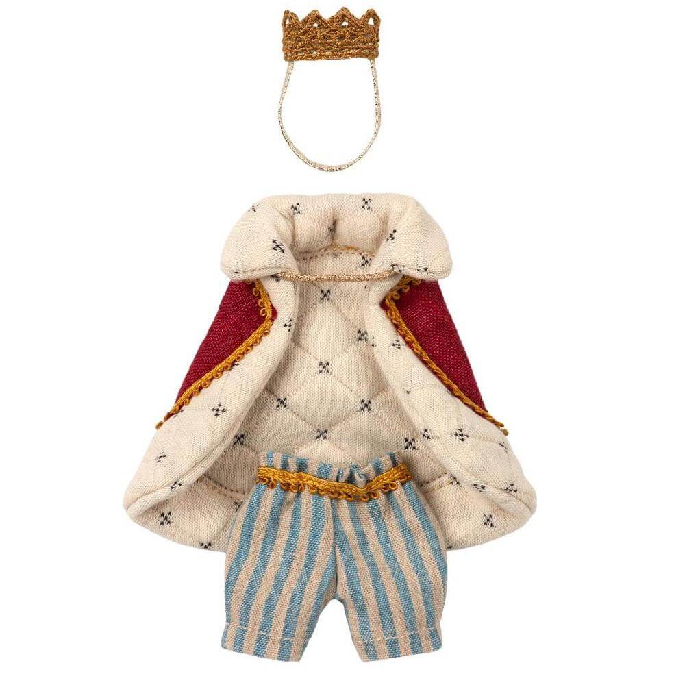 Maileg King Mouse Outfit
