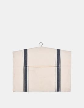 Garden Trading Vintage Style Peg Bag - Ink Stripe