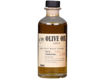 Extra Virgin Olive Oil with Garlic 200ml