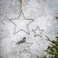 Garden Trading Cromwell Stars - Set of 3