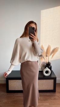Sienna Sweater - Ivory